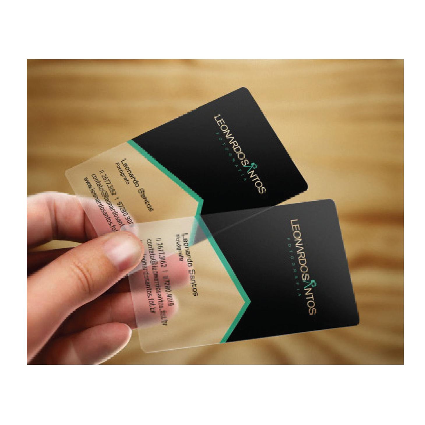 Plastic Business Cards • Media Mafia